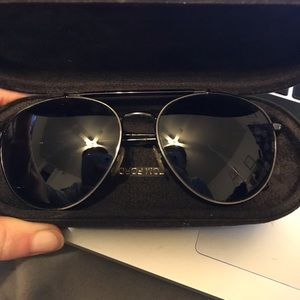 7eacb3b918b Tom Ford Accessories - TOM FORD 338 Colin aviator sunglasses